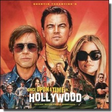 Quentin Tarantino's Once Upon A Time In Hollywood [CD]