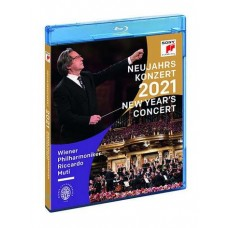 New Year's Concert 2021 [Blu-ray]