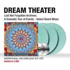 Lost Not Forgotten Archives: A Dramatic Tour of Events – Select Board Mixes [Coloured Vinyl] [3LP+2CD]