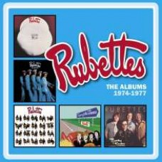 The Albums 1974-1977 [5CD]