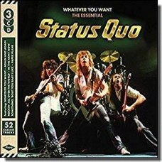 Whatever You Want: The Essential Status Quo [3CD]