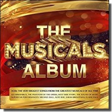 The Musicals Album [3CD]