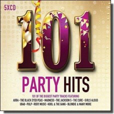 101 Party Hits [5CD]