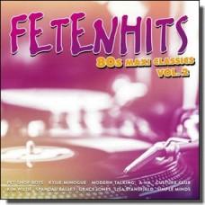 Fetenhits: 80s Maxi Classics Vol. 2 [3CD]
