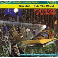 Scientist Rids the World of the Evil Curse of the Vampires