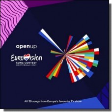 Eurovision Song Contest 2021 - Rotterdam [2CD]