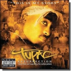 Tupac: Resurrection (OST) [CD]