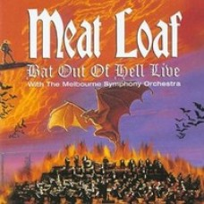 Bat Out of Hell - Live [CD]