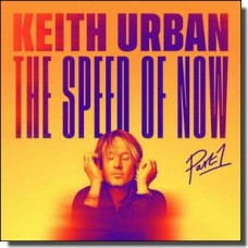 The Speed of Now Part 1 [CD]