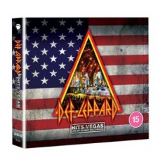 Hits Vegas: Live At Planet Hollywood 2019 [2CD+ Blu-ray]
