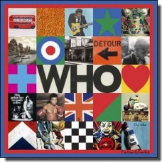 Who [Deluxe Edition] [CD]