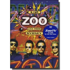 Zoo TV: Live From Sydney [DVD]