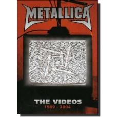 The Videos 1989-2004 [DVD]