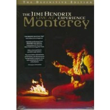 Live At Monterey [DVD]