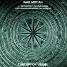 Conception Vessel [CD]