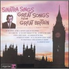 Sinatra Sings Great Songs from Great Britain [CD]