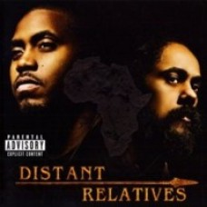 Distant Relatives [CD]