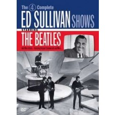 The Four Complete Historic Ed Sullivan Shows feat. The Beatles [2DVD]