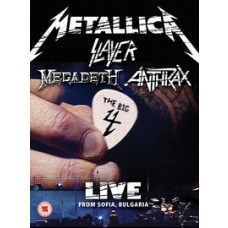 The Big 4 Live From Sofia [2DVD]