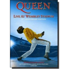 Live at Wembley Stadium [2DVD]
