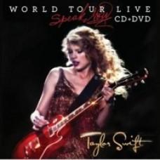 Speak Now World Tour Live [CD+DVD]