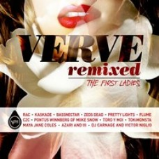 Verve Remixed: The First Ladies [CD]