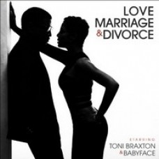Love Marriage & Divorce [CD]