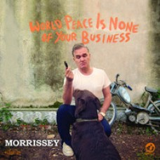 World Peace Is None of Your Business [CD]