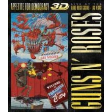 Appetite For Democracy: Live At the Hard Rock Casino, Las Vegas [3D Blu-ray]