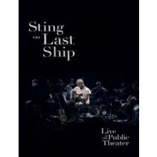 The Last Ship: Live At the Public Theater 2013 [Blu-ray]