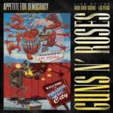 Appetite For Democracy: Live At the Hard Rock Casino, Las Vegas [DVD+2CD]