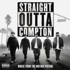 Straight Outta Compton [CD]