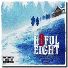 The Hateful Eight [CD]
