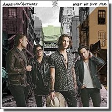What We Live For [CD]