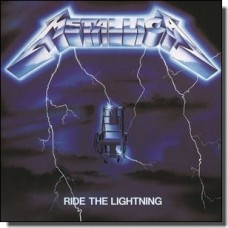 Ride the Lightning [CD]
