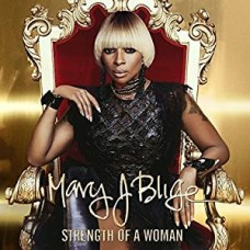 Strength of A Woman [CD]