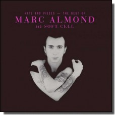 Hits and Pieces: The Best of Marc Almond and Soft Cell [Dark Pink & Black Vinyl] [2LP+DL]