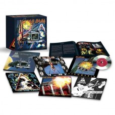 The CD Box Set: Volume One [7CD]