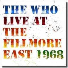 Live At The Fillmore East 1968 [3LP]