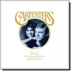 Carpenters with The Royal Philharmonic Orchestra [CD]
