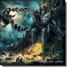 Storm The Gates [CD]
