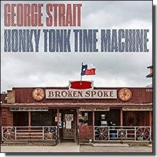 Honky Tonk Time Machine [CD]
