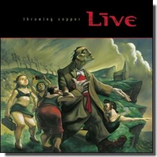 Throwing Copper [25th Anniversary Edition] [CD]