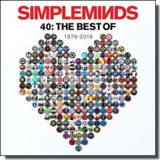 40: The Best of Simple Minds [CD]