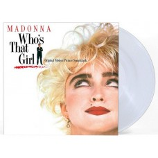 Who's That Girl (OST) [Crystal Clear Vinyl] [LP]
