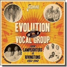 Evolution of A Vocal Group - From Lamplighters To Rivingtons 1953-1962 [2CD]