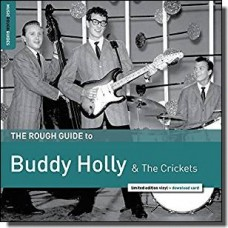 The Rough Guide to Buddy Holly & The Crickets [LP+DL]