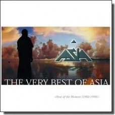 The Very Best of Asia: Heat of the Moment (1982-1990) [CD]