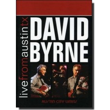Live From Austin, TX, 2001 [DVD]