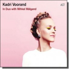 In Duo With Mihkel Mälgand [CD]